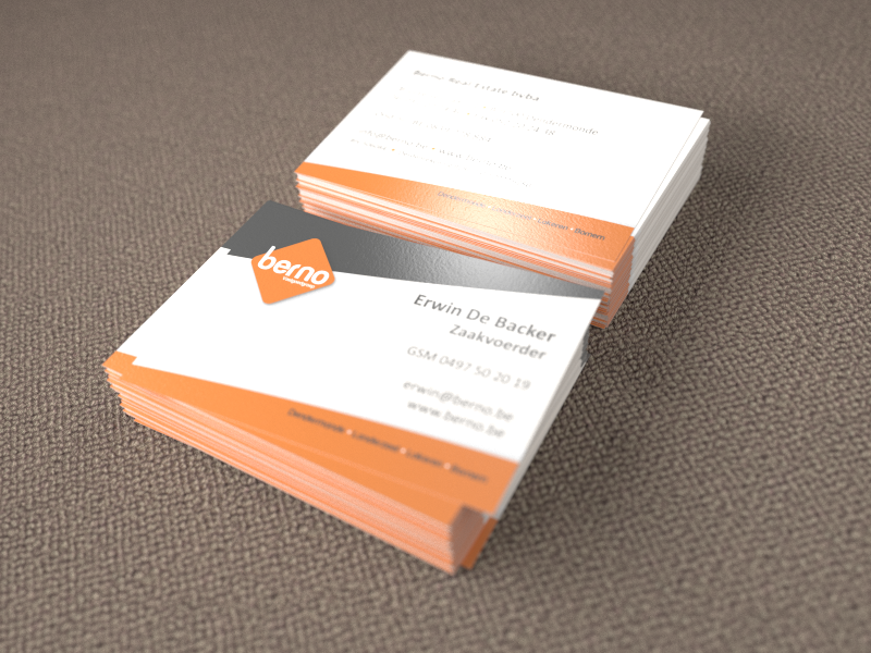 business card berno