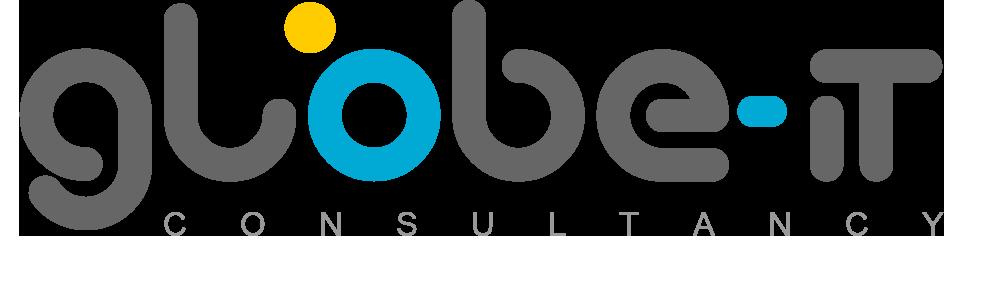 Logo design Globe-IT