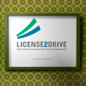 Logo Design License 2 Drive