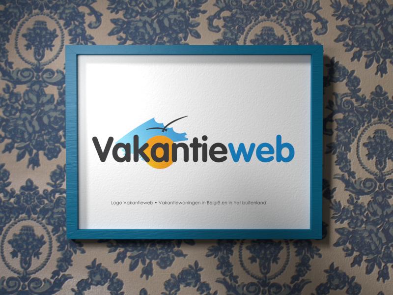 design logo vakantieweb