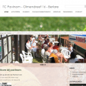 Website Pavinom Tennisclub